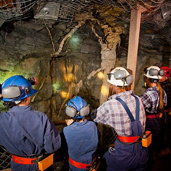 Technical Tour Underground Adventure